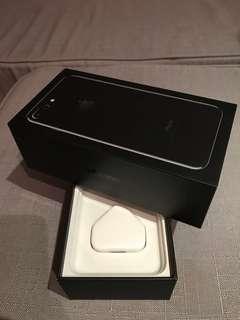 iPhone 7 Plus 256GB Excellent Condition, 保養良好,長期有玻璃貼及電話套保護