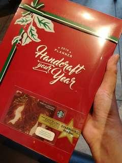 2019 Starbucks Planner in Milk