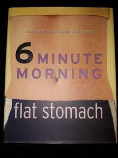 6 Minute Morning Flat Stomach