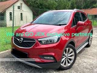 OPEL MOKKA X 1.6 CDTI 6AT