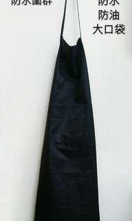 🚚 輕巧防水圍裙