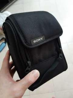 original sony 85mm 1.4 lens pouch/bag