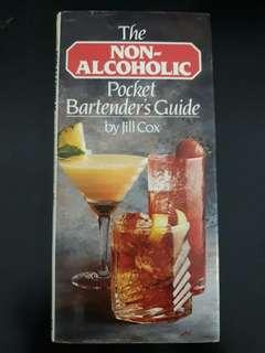 The Non-Alcoholic Pocket Bartender's Guide by Jill Cox