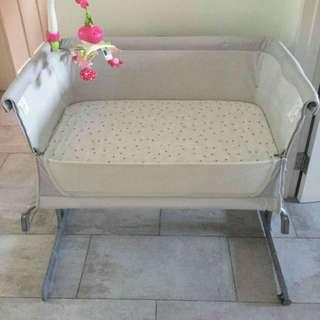 chicco baby cot