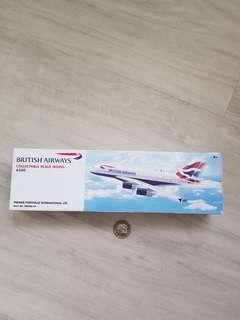British Airways A380 Collectable Scale Model Plane