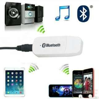 WIRELESS STEREO AUDIO RECEIVER BLUETOOTH ADAPTER USB