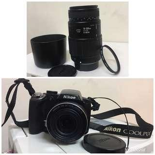 Canon and Nikon! Both have issues not working! $300