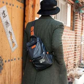 bb11857cf9 UIYI Brand Design PU Leather Handbag Men Single Crossbody Sling Messenger  Bag Chest Pack Bolsa Casual