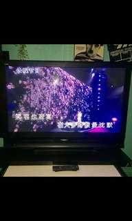 "Plasma TV 42"" 💯Good"