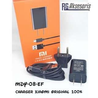 Charger XIAOMI ORIGINAL 100% 2Ampere / TC Fast charging