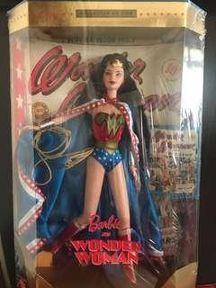 🚚 Wonder Woman Barbie Doll
