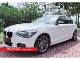 BMW M Series M135i 5DR