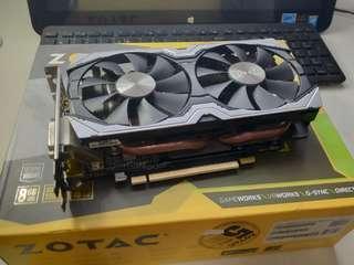 Zotac gtx 1070 8gddr5 gaming GPU