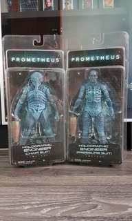 NECA Prometheus - Holographic Engineer