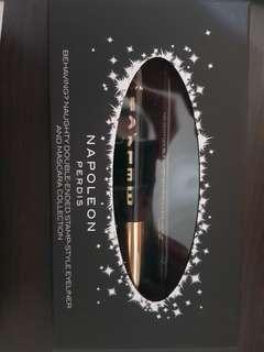 Brand new napoleon perdis eyeliner & mascara Christmas edition
