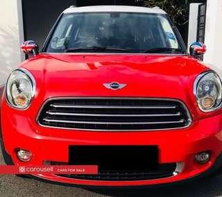 MINI Cooper Countryman 1.6A