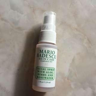 Mario Badescu Facial Spray Rose water