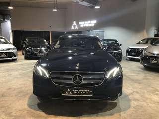 Mercedes-Benz E-Class E200d SE Premium