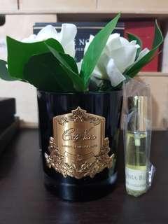 Côte Noire Perfumed Natural Touch Double Gardenias