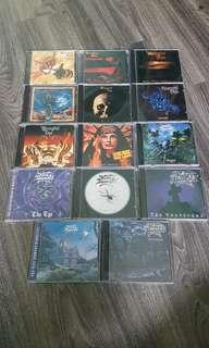 Mercyful Fate / King Diamond CD