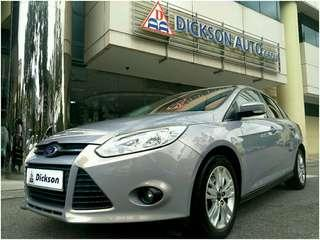 FORD FOCUS 1.6 TREND 4-DR C346