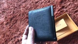 Dompet Tod's Black Original
