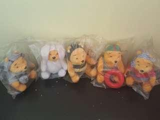 Winnie The Pooh Stuffed Toys
