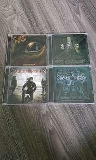 Carach Angren CD Black Metal
