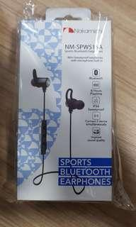 Nakamichi SPW515A Bluetooth Earphone