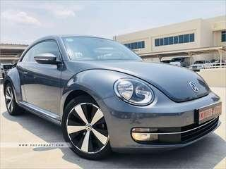 Volkswagen The Beetle 1.2 TSI Auto