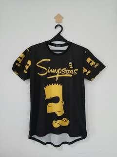 SECOND T-Shirt Simpson ( condition 75% )