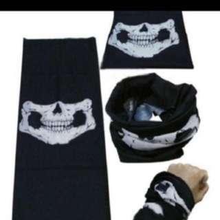 BN Multifunctional Skull Bandana