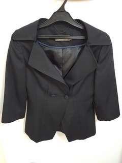 VESPERINE Black Blazer