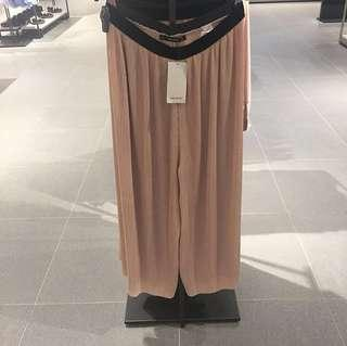 Zara Women Pleated Trousers (NEW)