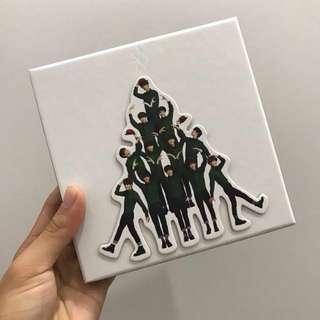 EXO Miracle In December Album #DEC30
