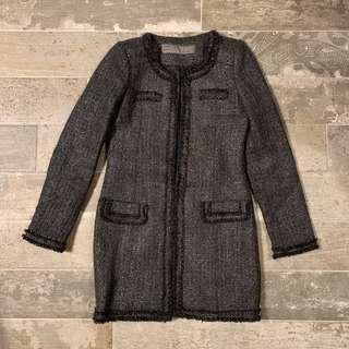 Zara Tweet Jacket 厚外套