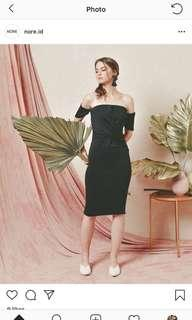 Nore.id Mayonette Twisted Dress size M