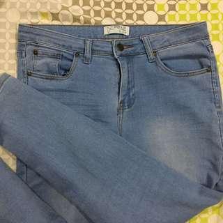 LOL Denim & Co Skinny Jeans