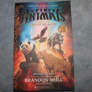 Spirit Animals: Tales of the Great Beasts (special edition)