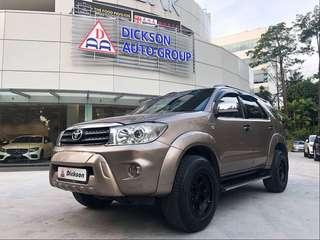 Toyota Fortuner 2.7A FL