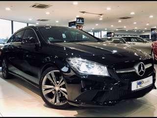 Mercedes-Benz CLA180 Shooting Brake Auto