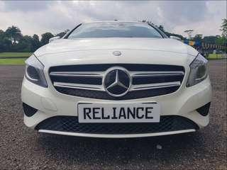 MERCEDES BENZ A180 A/T ABS AIRBAGS 2WD