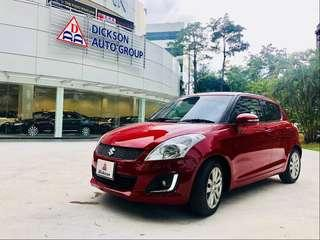 SUZUKI SWIFT GLX 1.4 AT