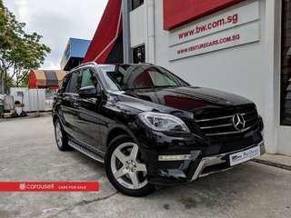 Mercedes-Benz ML400 Auto 4MATIC