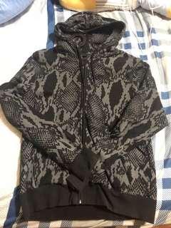 早期nike黑蛇紋外套 稀有東西