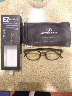 Kacamata Komputer (BlueLight) dari Optik Seis