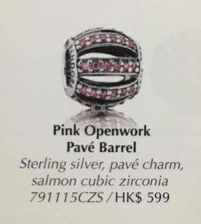 Pandora charms 50% off!