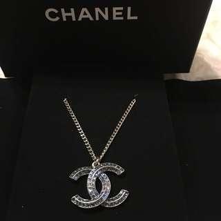 *100% Real* Chanel CC Necklace 香奈兒CC頸鏈