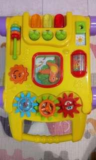 Toy walker