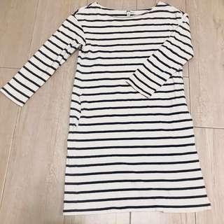 日牌 uniqlo dress